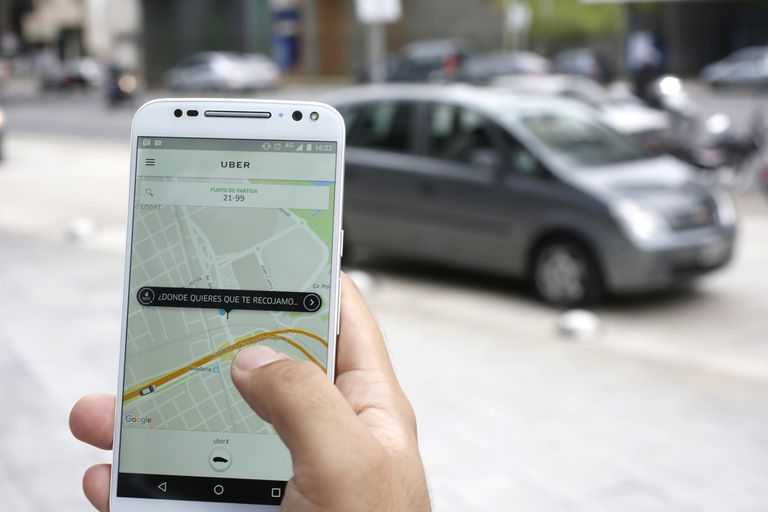 Uber lanzó en Buenos Aires su servicio de viajes compartidos UberPool