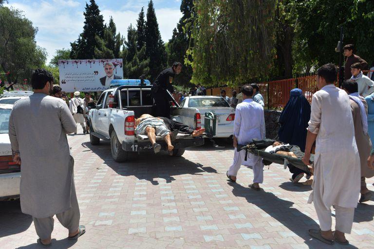 Afganistán sufrió dos ataques que dejaron al menos 37 muertos en el país