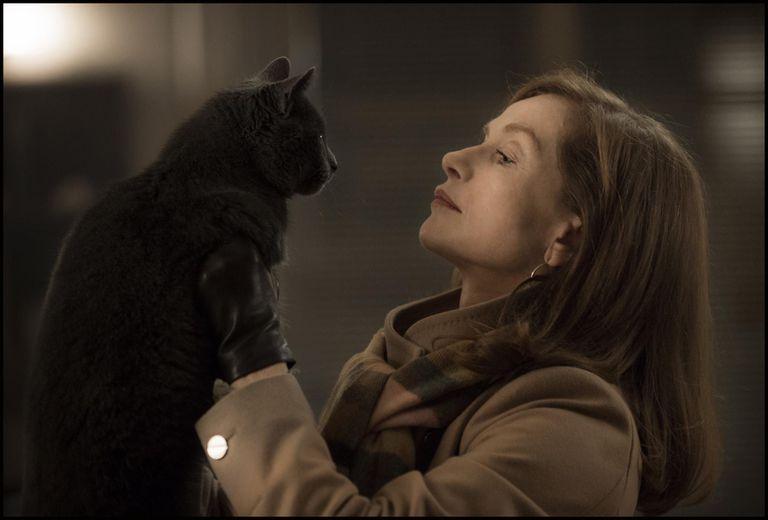 Isabelle Huppert en la película de Paul Verhoeven, por la que suena como una de las favoritas al Oscar 2017
