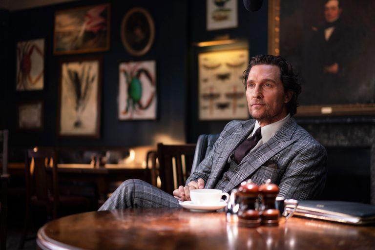 Los caballeros: Guy Ritchie, un director enamorado de su estilo