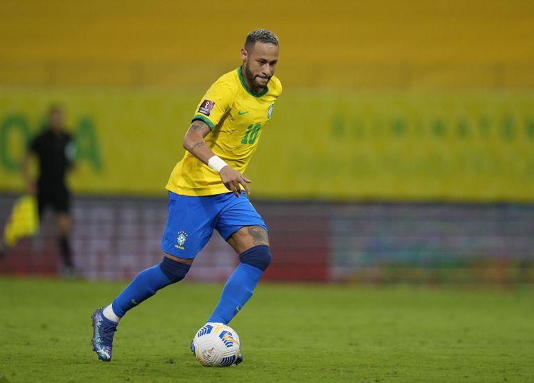 Neymar actuará contra Uruguay en la fecha 12 de la eliminatoria para el que, según él, puede ser su último munidal, Qatar 2022.