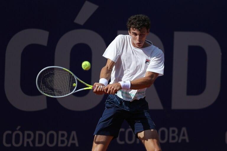 Córdoba Open: Juan Manuel Cerúndolo (19 años) superó la qualy, debutó en un main draw de la ATP y derrotó al brasileño Thiago Seyboth Wild.