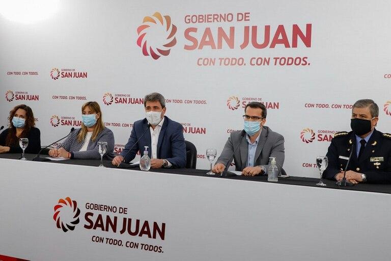 En tres días se detectaron 28 casos de coronavirus en San Juan, que se sumaron a los 22 que se registraron durante 150 días