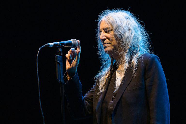Patti Smith habló de su cuarentena y del día en que conoció a Bob Dylan
