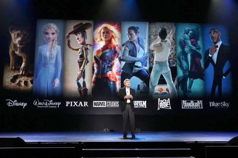 Alan Horn, director de los estudios Disney
