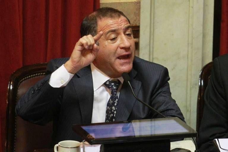 Luis Juez criticó a Máximo Kirchner