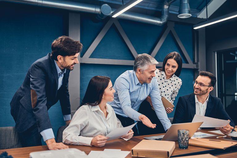 Nueve hábitos de  los líderes efectivos