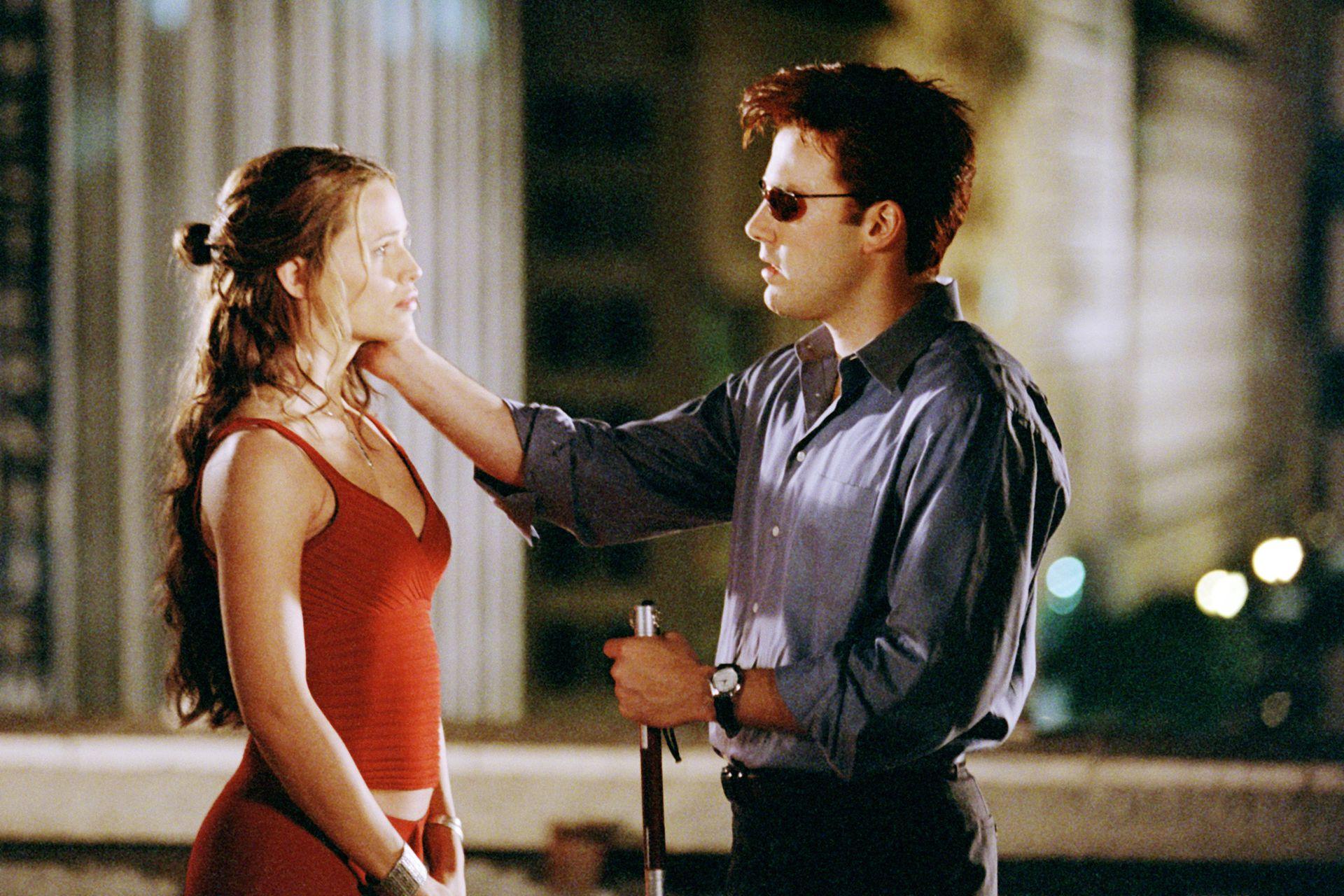 Daredevil, la película en la que Affleck conoció a Jennifer Garner, su ahora exesposa
