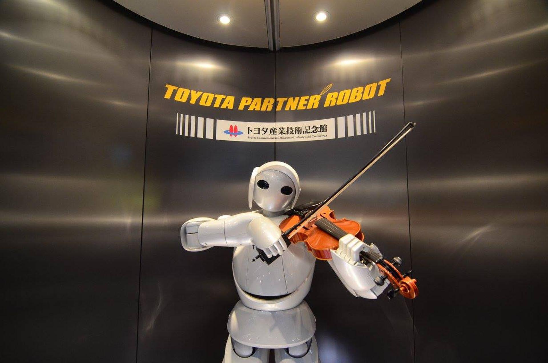 Los robots son capaces de interpretar piezas de música clásica a la perfección.