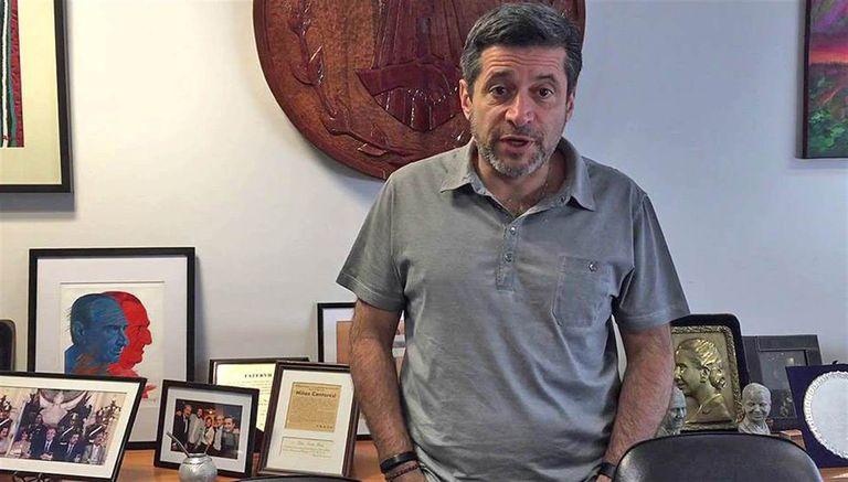 Víctor Santa María prepara el lanzamiento de una agencia de noticias