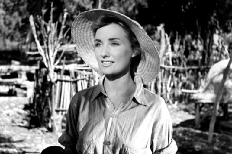 La actriz murió a los 93 años; estaba retirada de la pantalla desde la década del 70