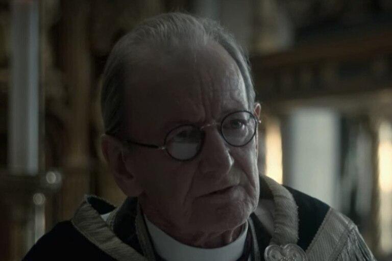 Murió Ronald Pickup, actor de The Crown y El exótico Hotel Marigold
