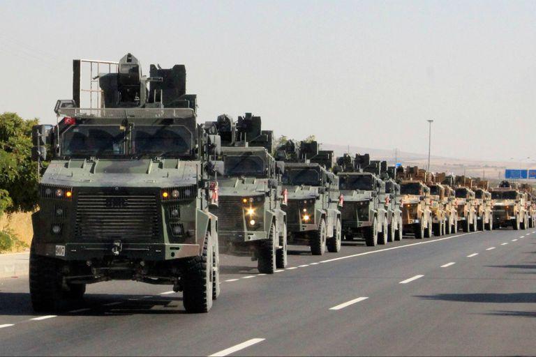 Ofensiva: Turquía ataca el norte de Siria y hay temor a una escalada regional