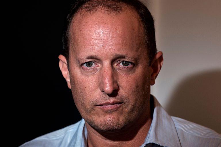 Martín Insaurralde recibió transfusión de plasma la semana pasada