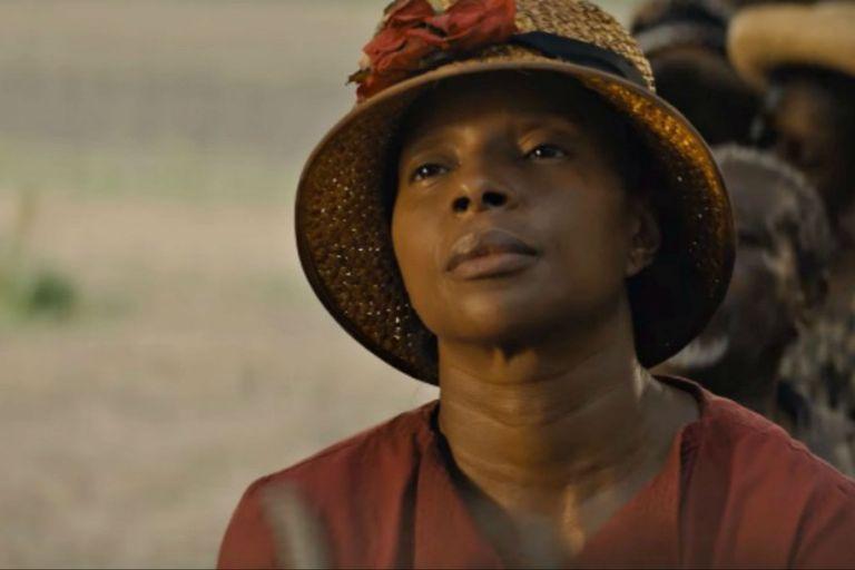 La cantante Mary J. Blige se convirtió en toda una revelación como actriz por su interpretación en Mudbound de la realizadora Dee Rees