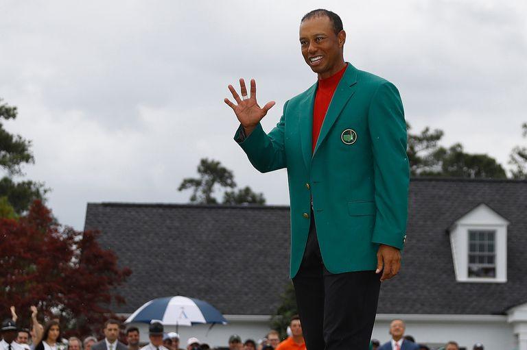 El quinto saco verde para Woods. Jack Nicklaus, que tiene el récord de 18 Majors, cree que Tiger es capaz de alcanzarlo; también recibió elogios de Faldo, Fowler y Grillo