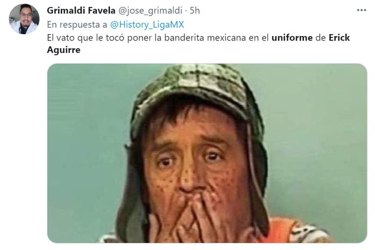 Estallaron los memes por la bandera volteada de México en su estreno futbolístico en los JJOO.