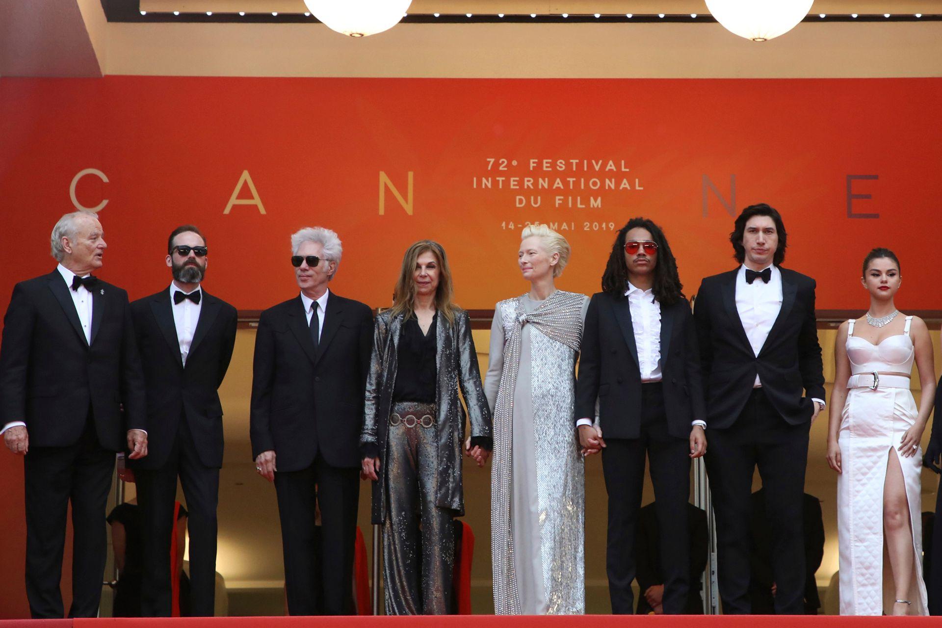 Los looks de la alfombra roja del Festival de Cannes