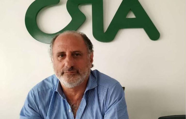 """Jorge Chemes, presidente de CRA: """"El Gobierno lo único que hace es generar embates y llevarnos a una situación conflictiva"""""""