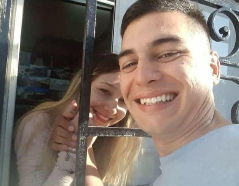 """""""Sos buenita"""": los mensajes del novio de Nahir Galarza en la cárcel"""