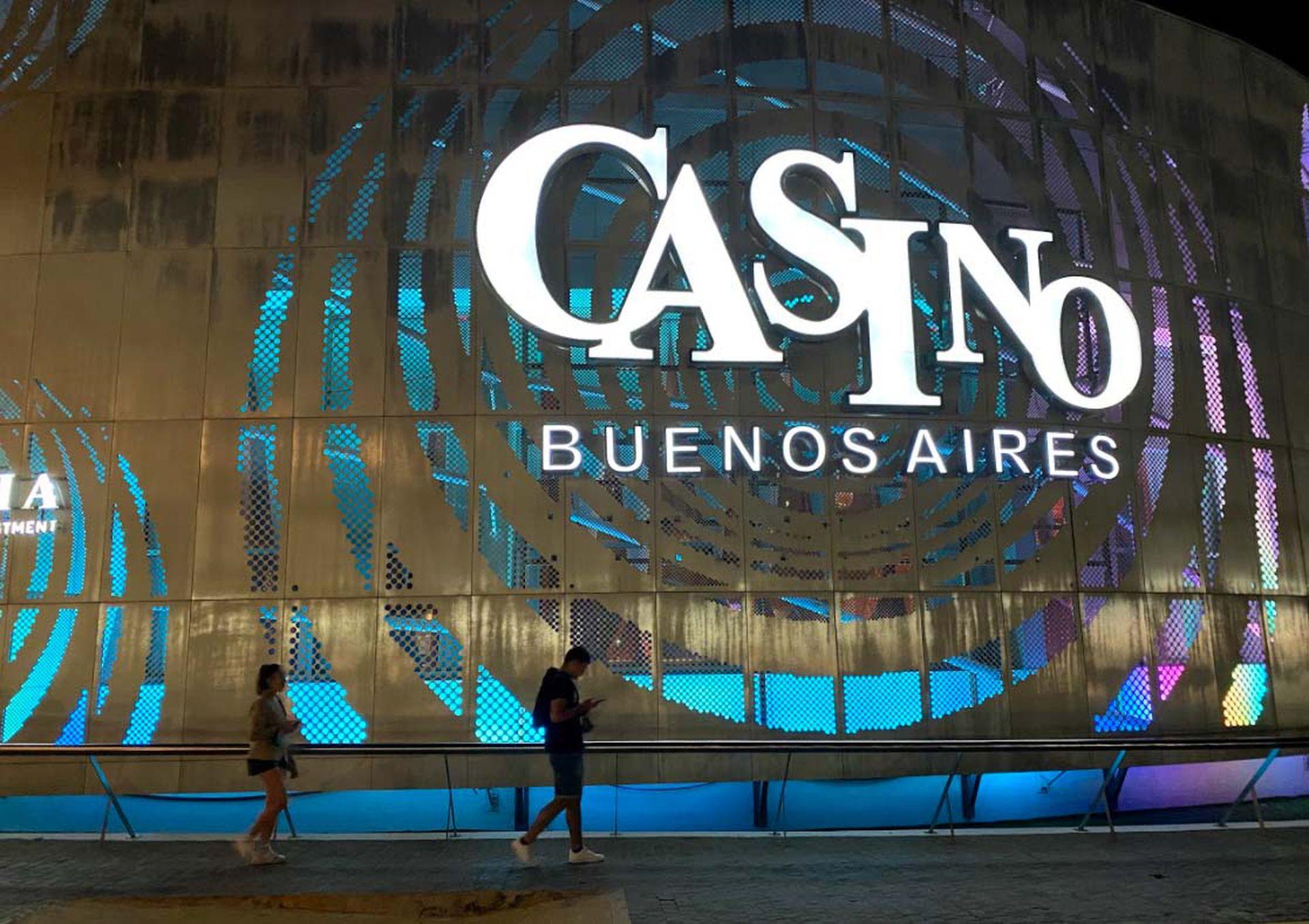 El ingreso al Casino Flotante de Buenos Aires, en pandemia