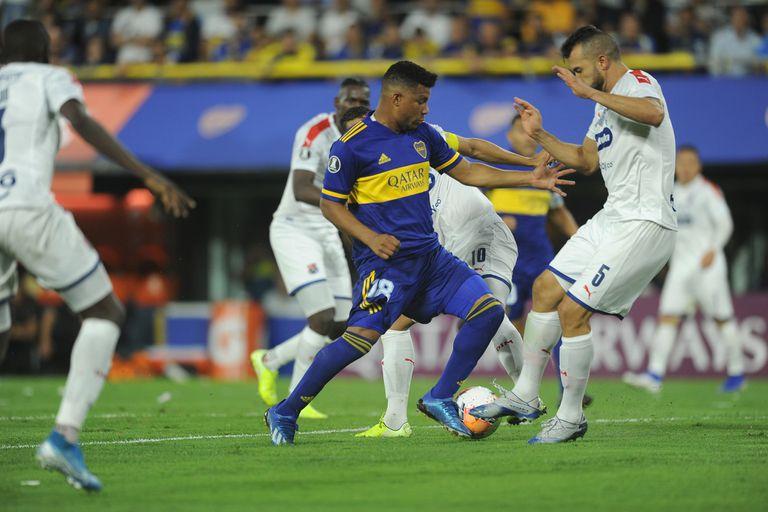 Frank Fabra: el consejo de Riquelme para rendir al máximo nivel en Boca