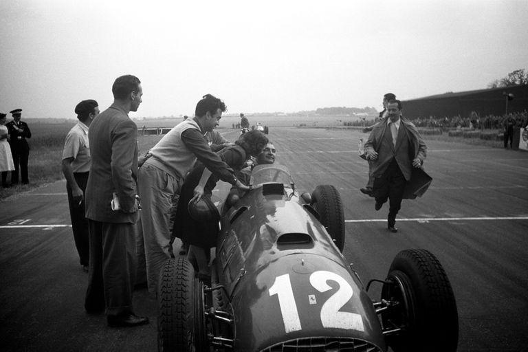 "Silverstone 1951. En su segunda carrera para Ferrari, ""Pepe"" González le regaló una ""vendetta"" a Don Enzo"