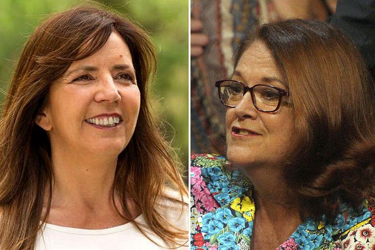 """Gabriela Cerruti y Alicia Castro protagonizaron un cruce en redes por un proyecto de ley """"antiedadismo"""""""