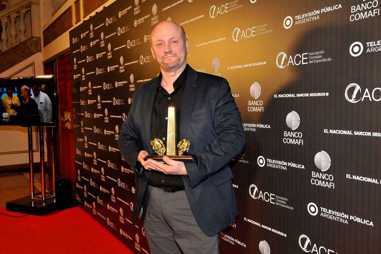Juan José Campanella se llevó el ACE a mejor director de comedia