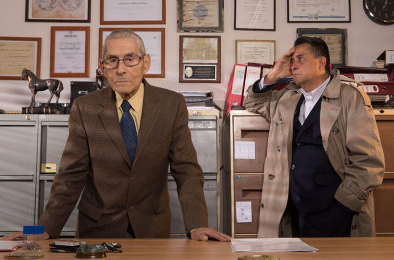 El agente topo, el documental filmado a escondidas nominado al Oscar