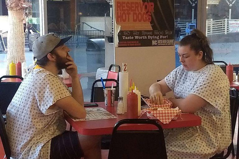 El restaurante se jacta de tener el menú menos saludable de Las Vegas
