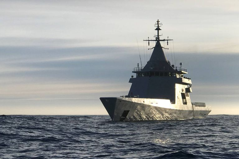 Control de la Armada Argentina