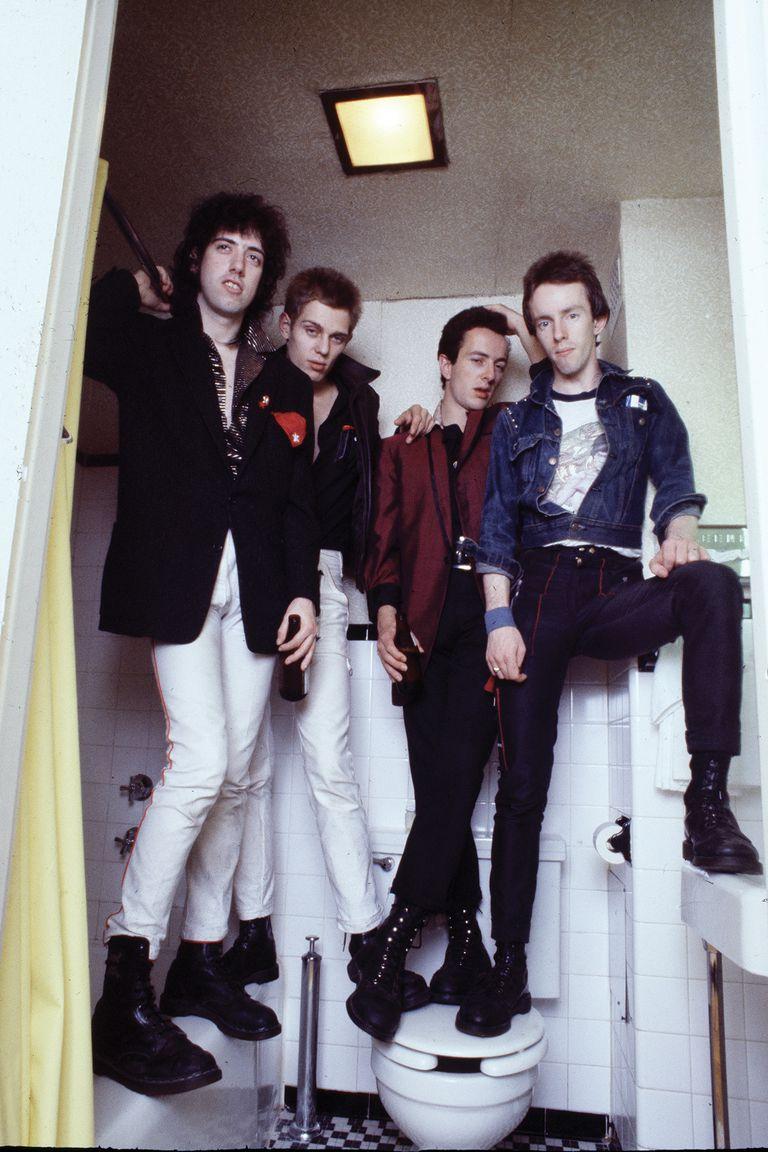 En 1978 fueron los elegidos por la banda británica The Clash