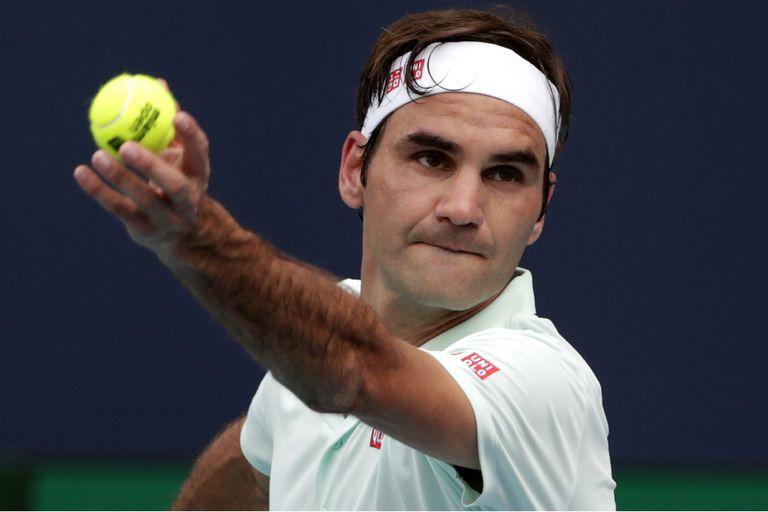 Miami Open: un Supermartes con Djokovic y Federer en acción