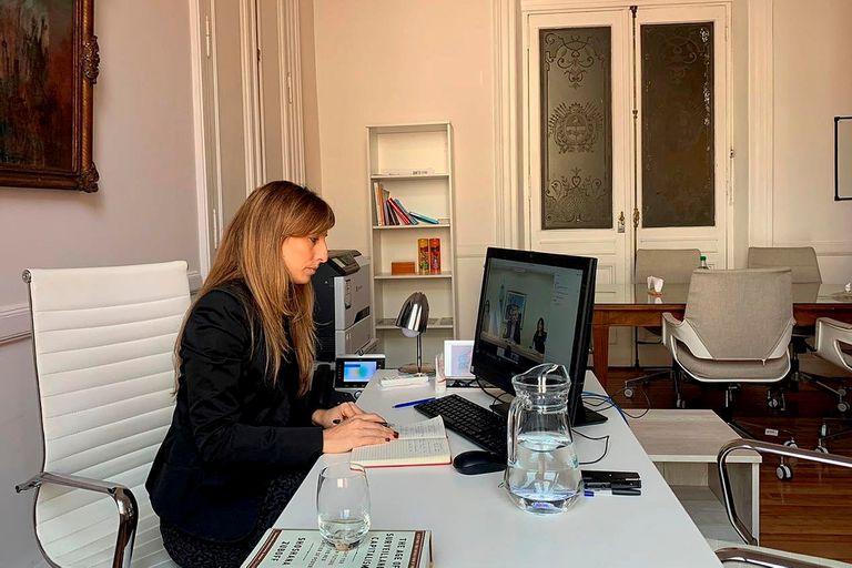 Cecilia Nicolini es el enlace clave de la Casa Rosada con el Kremlin y tendió puentes entre Richmond y el Fondo de Inversión Ruso