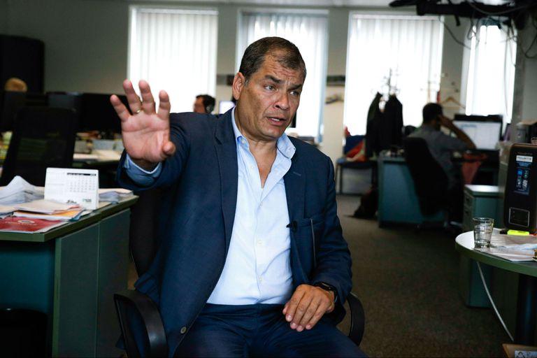 Rafael Correa irá a juicio por una trama de sobornos de Odebrecht