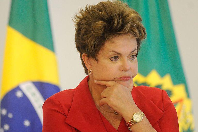 Dilma Rousseff agradeció la rápida conversión del proyecto en ley
