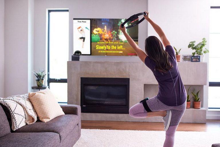Ring Fit Adventure: Nintendo quiere que hagas ejercicio con los videojuegos