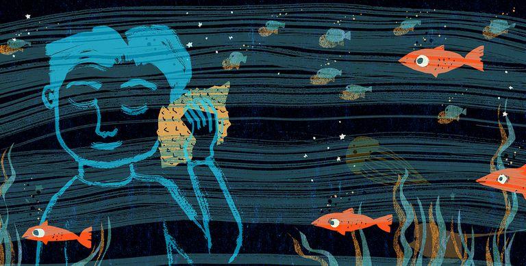 """""""Caracola"""", ilustrada por Isol"""