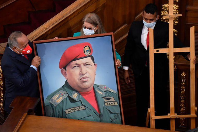 La presencia argentina avaló la ceremonia del régimen de Nicolás Maduro, que es cuestionada por la mayoría de los países occidentales