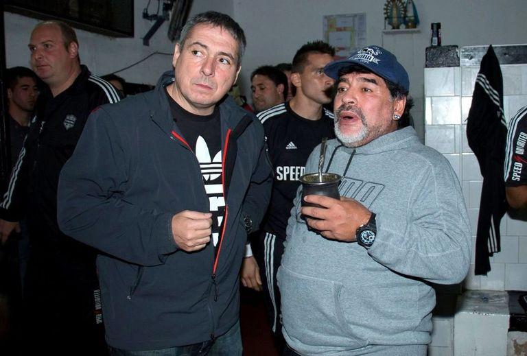 El abogado Víctor Stindale declaró en la causa por la muerte de Maradona