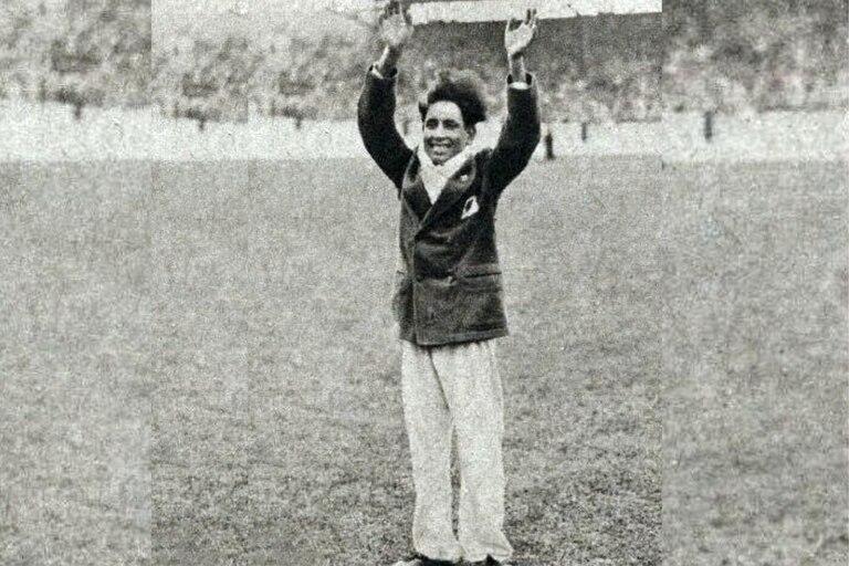 Ahmed Boughèra El Ouafi fue un atleta que representó a Francia en los Juegos Olímpicos de Ámsterdam en 1928