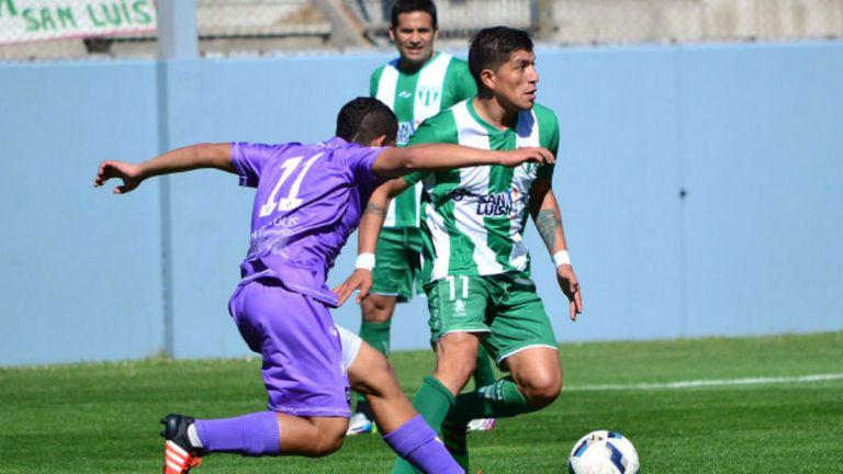 Villa Dálmine empató con Estudiantes en San Luis