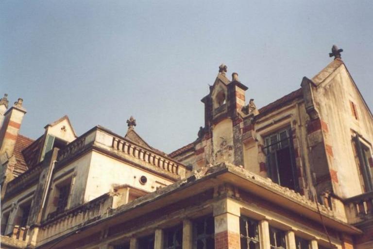 En los primeros años del siglo XIX la mansión fue usurpada