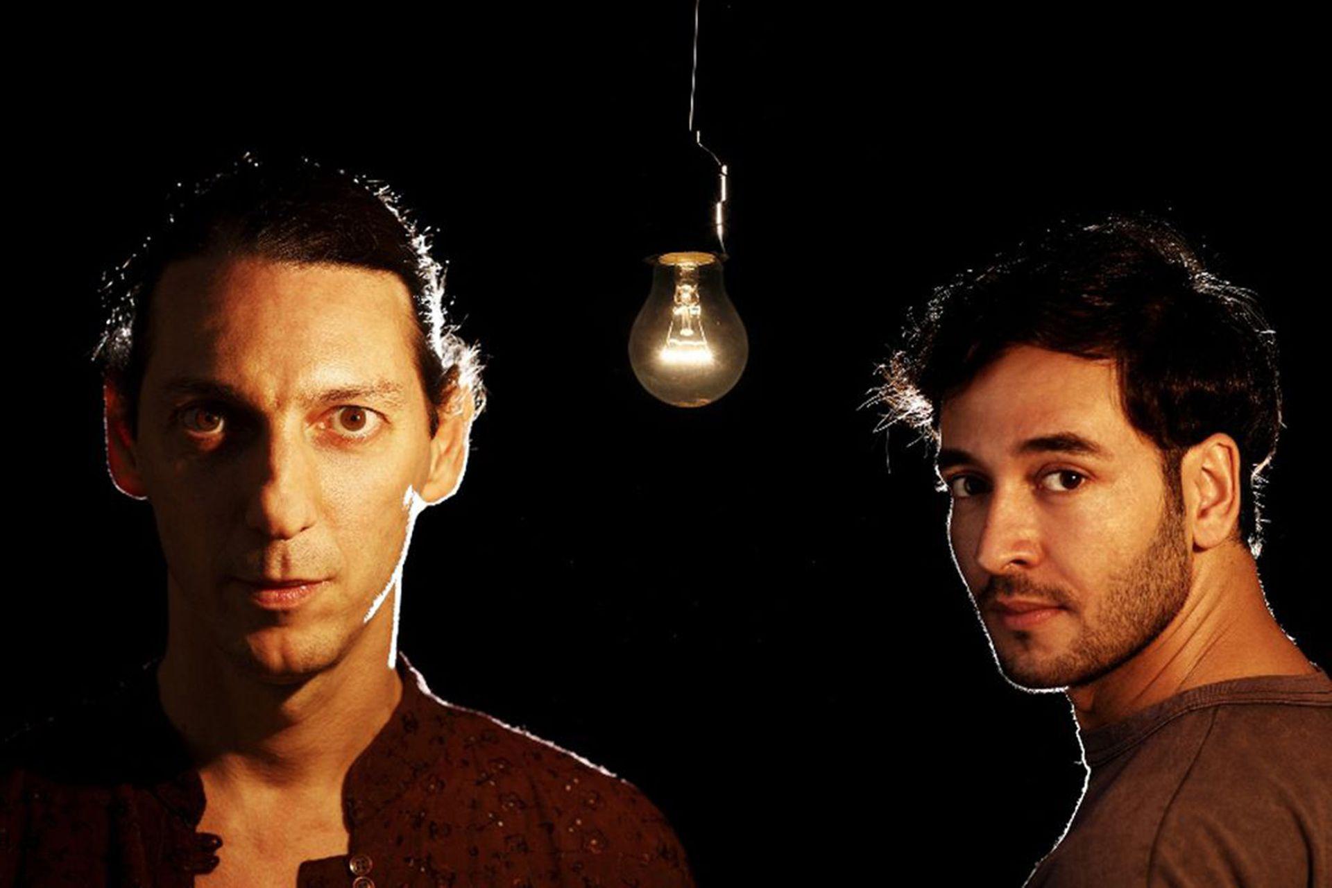Humberto Tortonese y Martín Urbaneja, en otra versión de El  beso de la mujer araña, en El Cubo