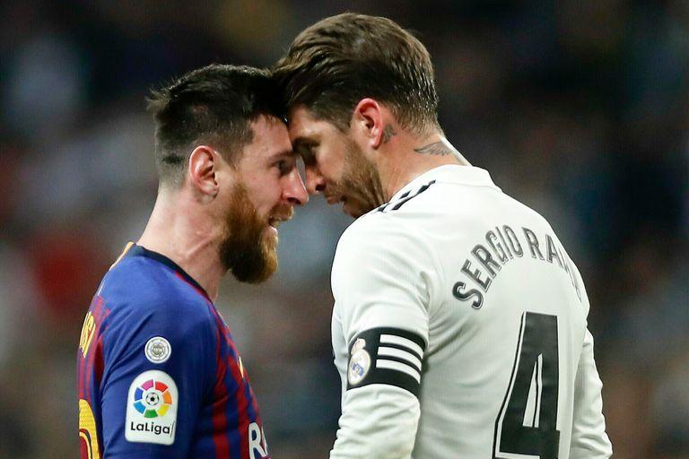 Pesadilla. La confesión de Sergio Ramos sobre Messi en los clásicos de España