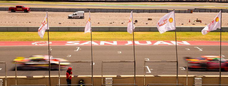 TC. En San Juan se coronó Werner y hubo otro récord de velocidad