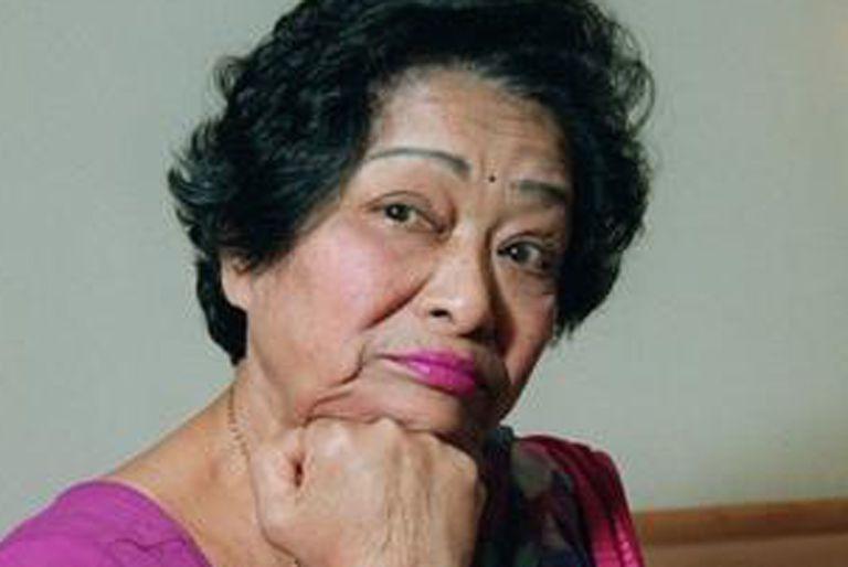 Shakuntala Devi empezó a hacer cálculos mentales a los tres años de edad.
