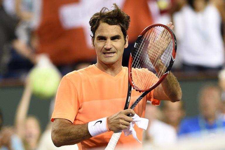 Roger quiere seguir haciendo historia en el tenis