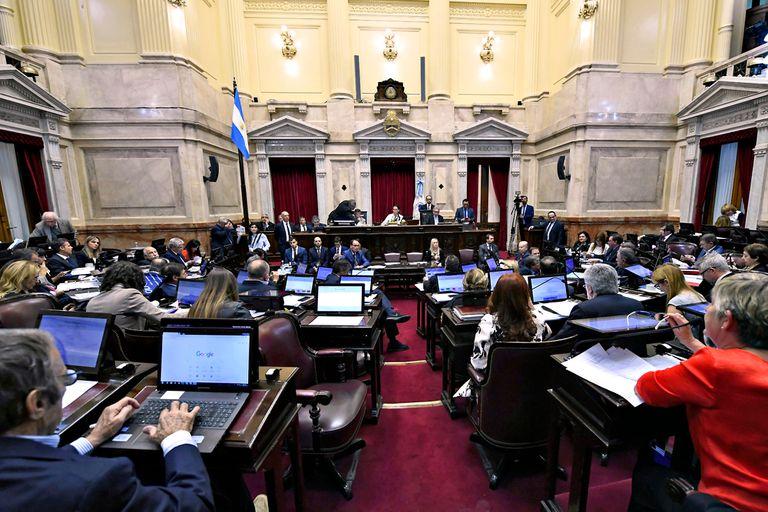 Buscan acordar en el Senado una agenda legislativa